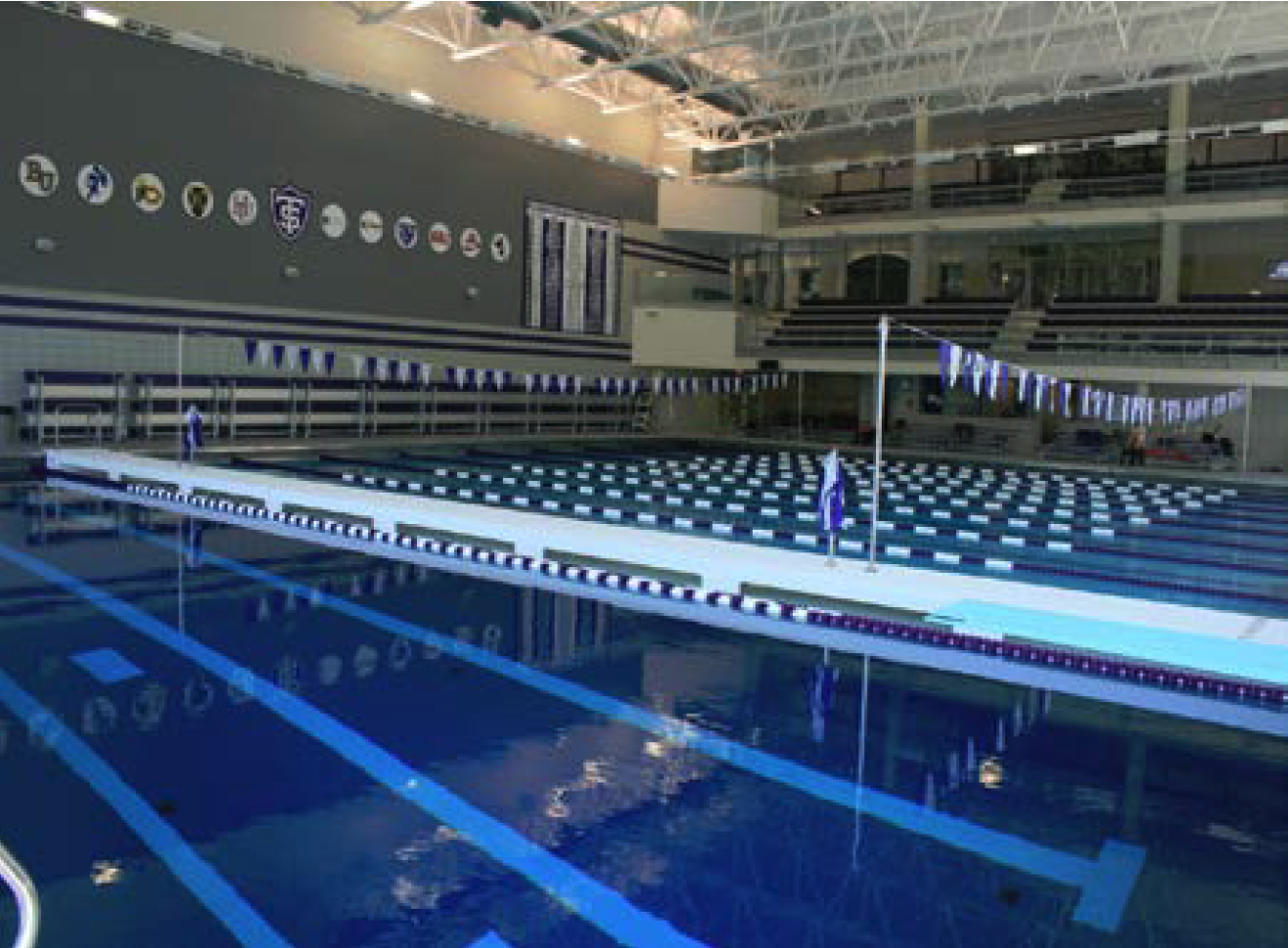 Anderson athletic recreation complex design usaquatics for University of minnesota swimming pool