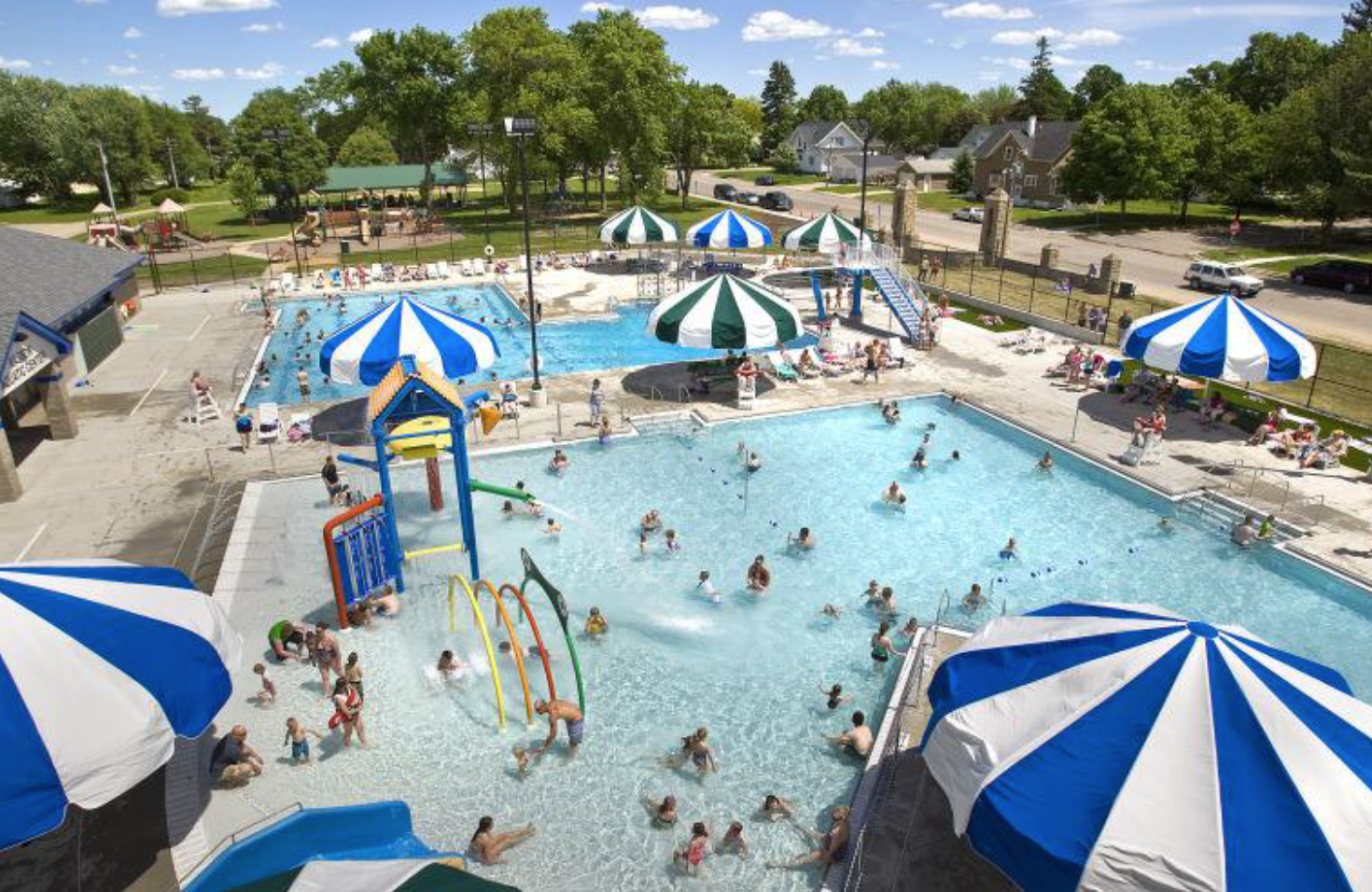 kasson family aquatic center